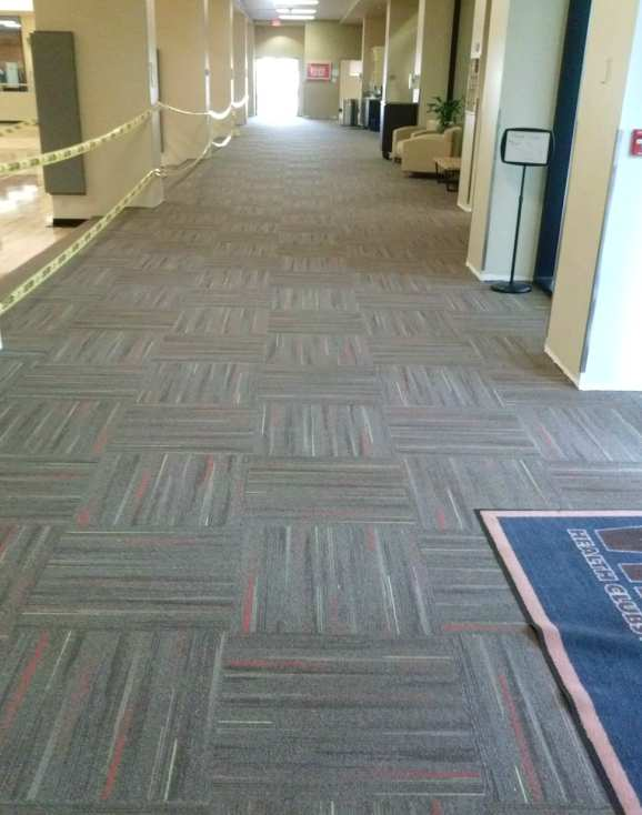 Commercial Flooring Project 4a