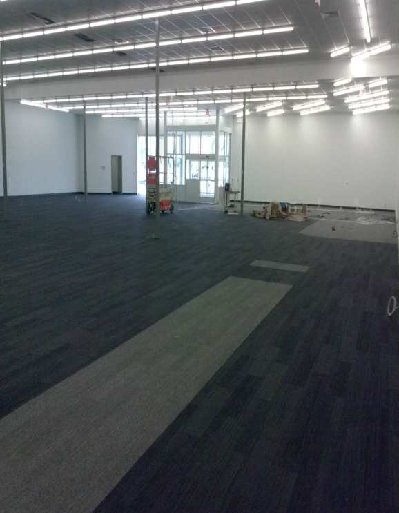 Commercial Flooring Project 6a