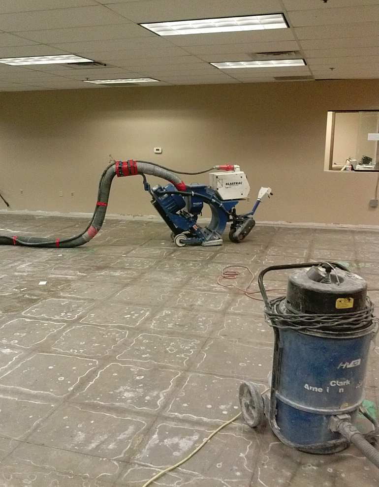 Commercial Flooring Project 8