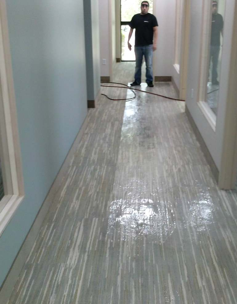 Commercial Flooring Project 9